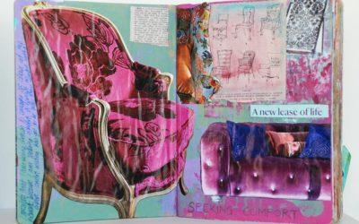 Spring Fling Weekend: Art Journals