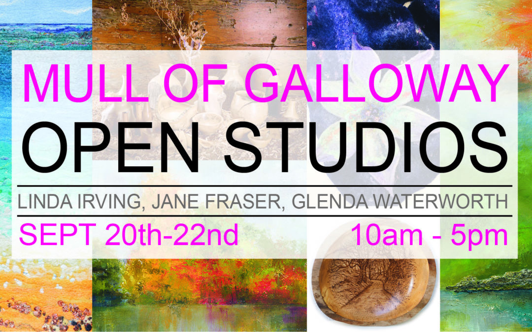 Mull of Galloway September Open Studios