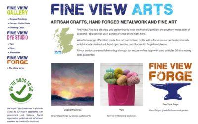 New Shop at Fine View Arts